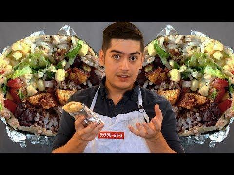 Why restaurant burritos are better