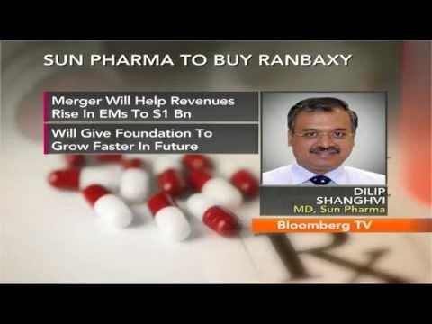 The Big Pharma Deal- Continue To Look For Deals: Sun Pharma