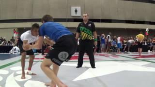 F2W EUROPA 2016 - Roberto Jimenez (Alliance Gacho) vs. Lucas Pinheiro (Gracie Gym)