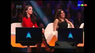 """Silla: Pilar Noguera canta """"Yo no soy esa mujer"""" - Elegidos"""