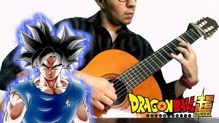Dragon Ball Super Ost Ultimate Battle Acoustic Guitar Cover.mp3