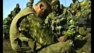 Война в Чечне 1996 г.