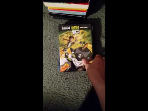 DVD and Blu-ray collection part 31 cartoon shows 2