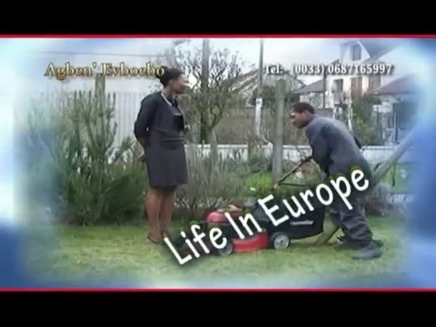 Agbon Evbo-ebo  LIFE IN EUROPE BY BASSYELITE VIDEO'S