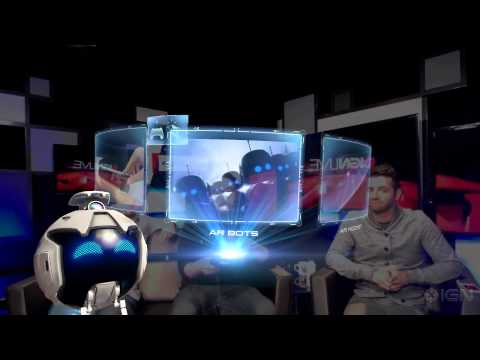 12 Minutes of The PlayRoom on PlayStation 4 Demo  IGN Live