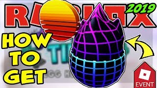 [EVENT] HOW TO GET THE RETRO EGG   ROBLOX EGG HUNT 2019 Scrambled In Time