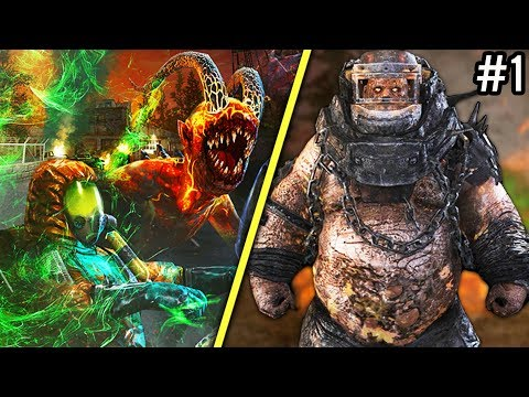 OPEN WORLD ZOMBIES IN CALL OF DUTY: HUGE BOSS FIGHTS! (COD Online Zombies) thumbnail