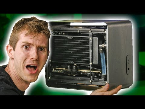 The Ultimate Compact PC (2019) - Streacom DA2 Review (fixed)