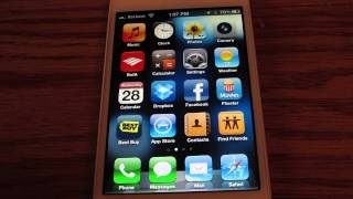 Quick tips for your iPhone 44s