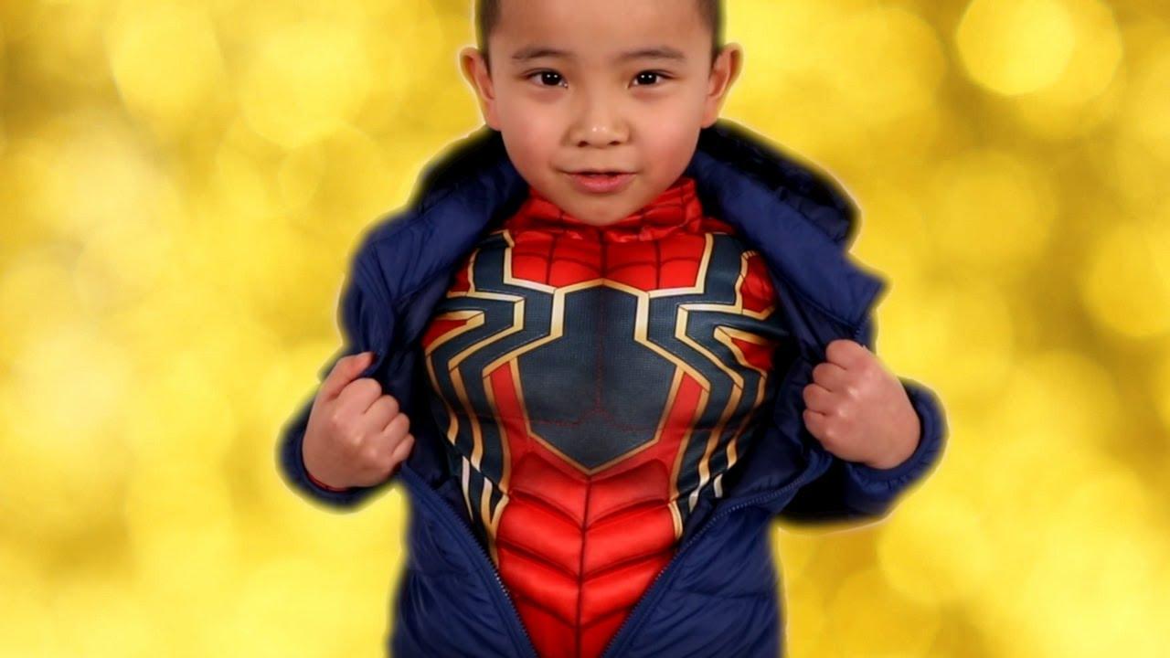 I'm Spider-Man! CKN
