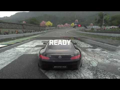 DRIVECLUB™ AMG Drifting