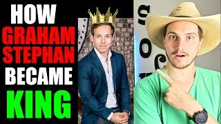 How Graham Stephan Became The King Of Youtube