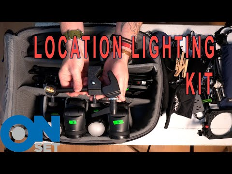 Travel Lighting Kit: OnSet Ep. #265