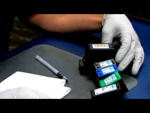 HP Printer Cartridges : How to Refill HP Ink Cartridges