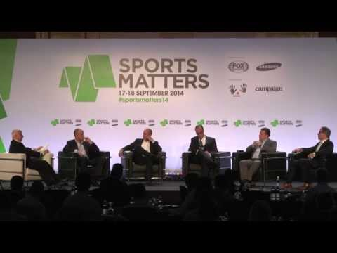 Panel: Globalisation and Sports @ Sports Matters 2014