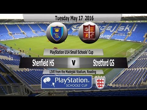 Full Match   PlayStation U14 Small Schools Cup   Shenfield H