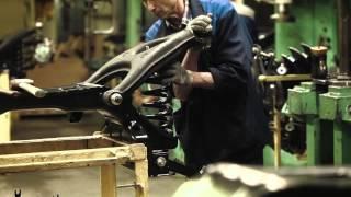 Производство подвески для цельнометаллического фургона «ГАЗель NEXT»