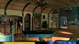 The Longest Journey Walkthrough part 31(Chapter 5 - There and back again April persuades Captain Nebevay to give her a lift. But before starting the journey, April talks to Tobias who reveals that she ..., 2011-01-04T12:52:03.000Z)