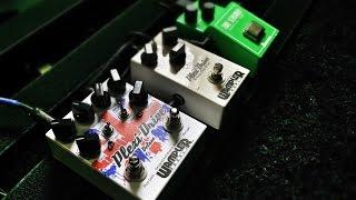 Wampler Plexi-Drive Deluxe Demo