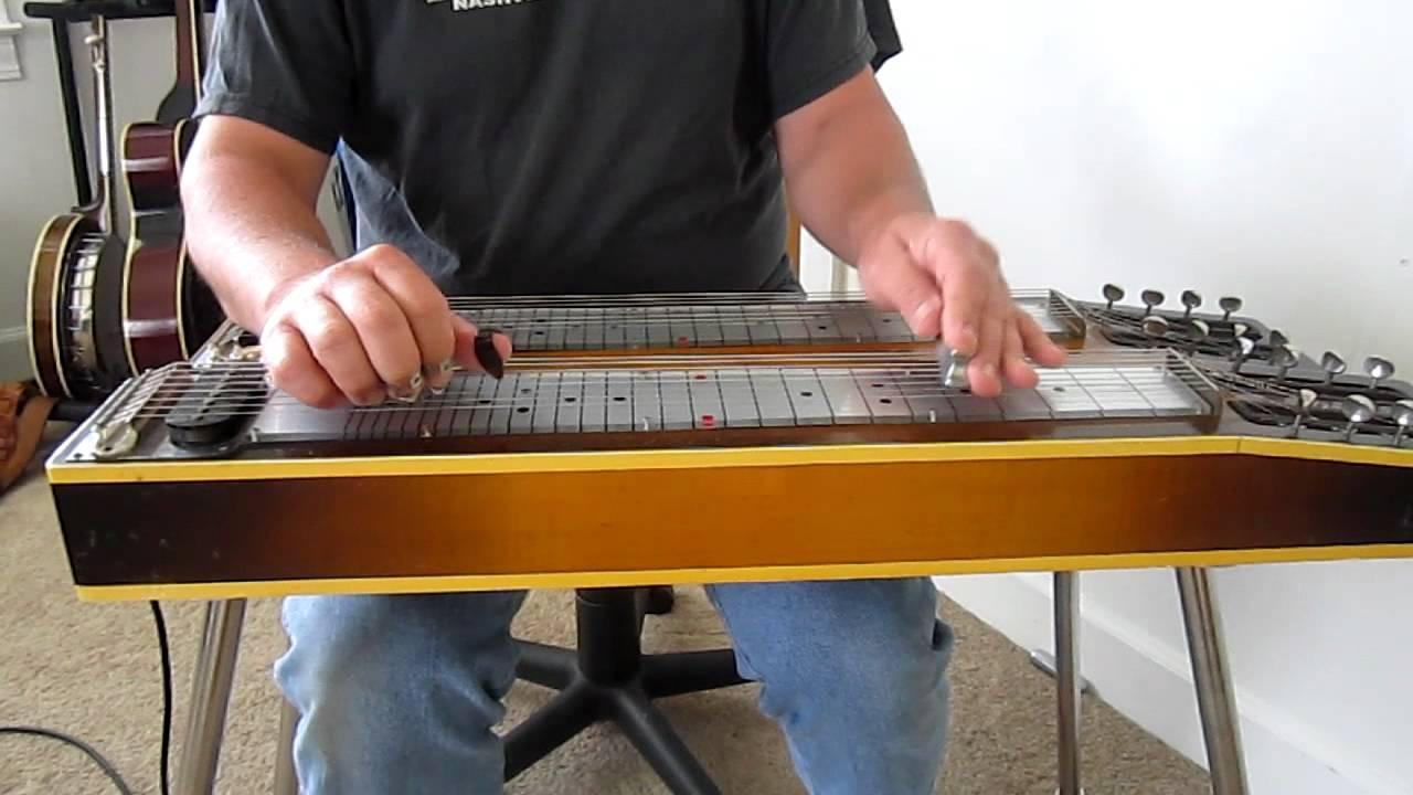Gibson Console Grande Non Pedal Steel Guitar