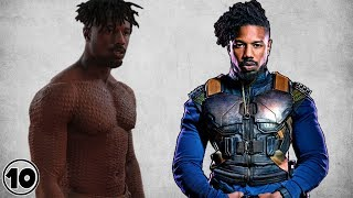 Top 10 Erik Killmonger Shocking Facts