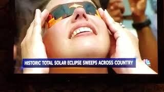 Madras Oregon Eclipse Wedding 8/21/17 10:19am