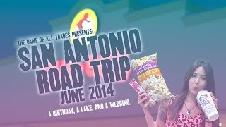 VLOG: San Antonio Road Trip June 2014 Thumbnail