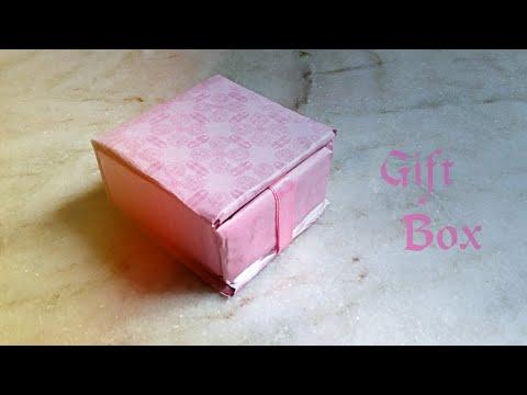 Gift box ideas|DIY gift box|Paper craft|Cardboard Box|Handmade gift box||