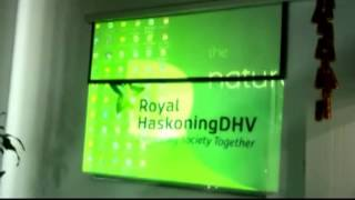 China office reveals the new Royal HaskoningDHV brand