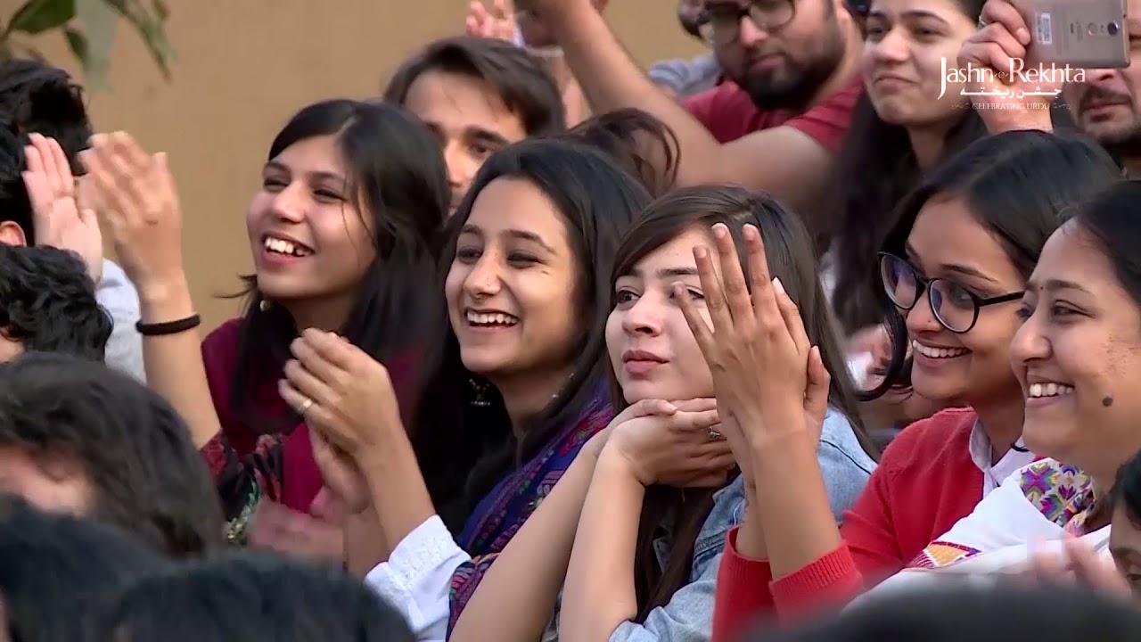 Download Saadgi To Hamari Zara Dekhiye | Team Sukhan | Jashn-e-Rekhta