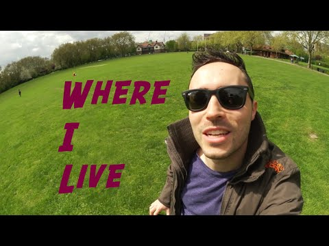 WHERE I LIVE: a tour round West London and my flat