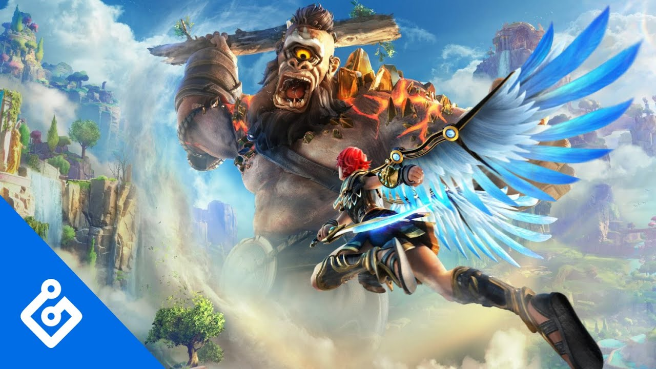 Download Check Out Immortals Fenyx Rising's First Boss Fight