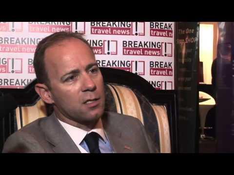 Mark Willis, area vice president, Middle East & Sub-Saharan Africa, Rezidor Hotel Group
