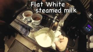 New Zealand's Coffee - Flat white VS Cappuccino