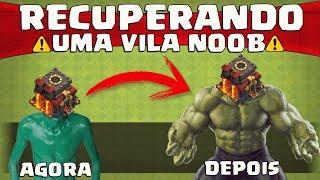 DE NOOB A PRÓ #3 | RECUPERANDO UM CV10 NO CLASH OF CLANS | MISSÃO MAIS INSANA DO CANAL