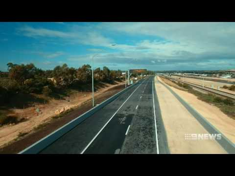 Freeway Extension | 9 News Perth
