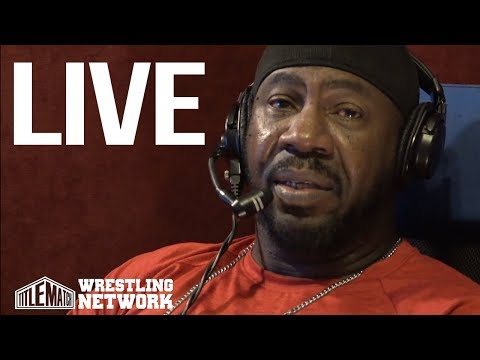 Stevie Ray - LIVE Q&A 9.6.17 (Calling Out Vince Russo, Hilarious Nasty Boys Story & More)