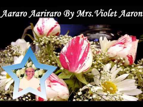 Aarara Aariraro By Mrs.Violet Aaron