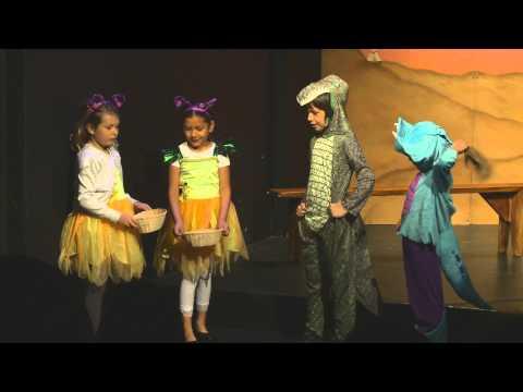 YOUNG ACTORS AT STRASBERG: THE VEGETARIAN T-REX