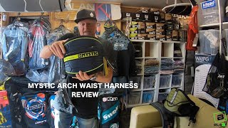 Mystic Arch Waist Harness - Review by Blast Kiteboarding