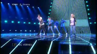 """MC Vernes """"Bedre Tider På Vej"""" - MGP 2012"""