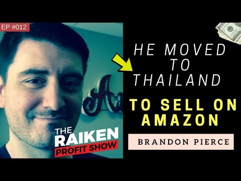 He Dropped Everything, Moved To Thailand, And Started A Private Label Business Selling on Amazon