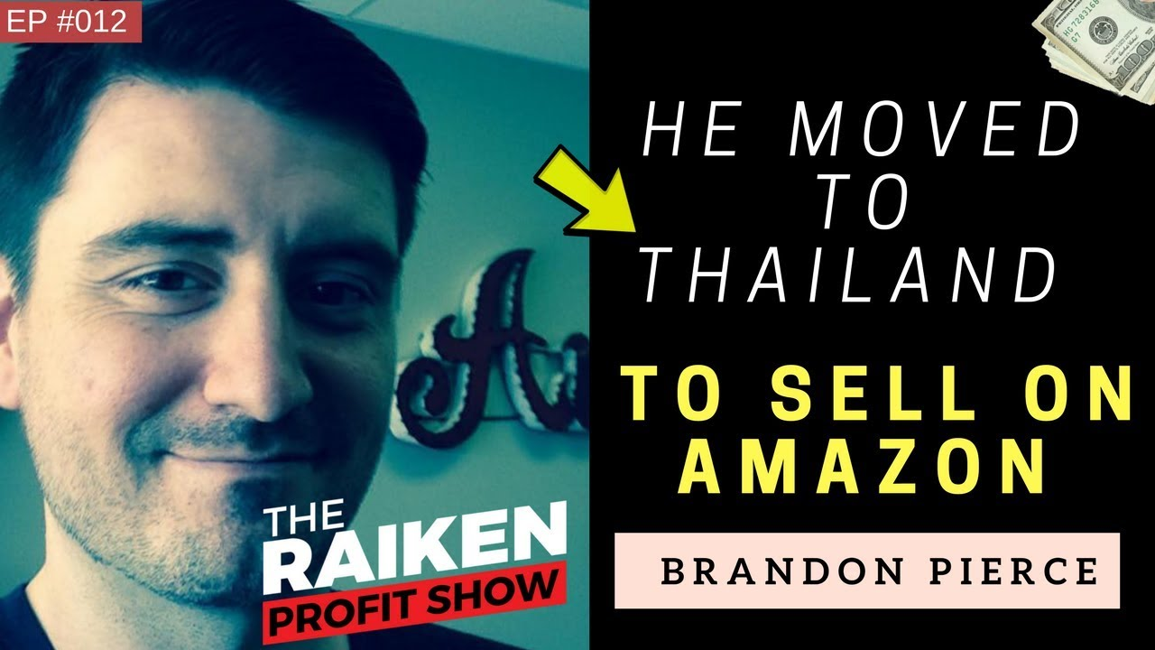 He Moved To Thailand And Started A Private Label Business Selling on ...