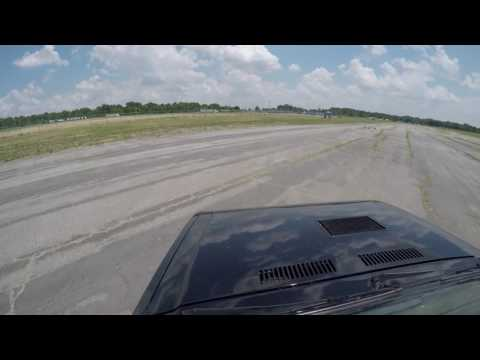 1986 Shelby GLHS Autocross
