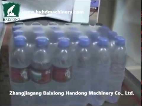 China Drinking water production line-Zhangjiagang Baixiong Handong Machinery Co., Ltd.