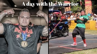 A day with the Warrior