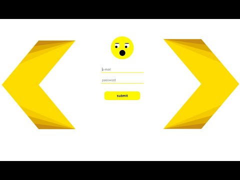 How To Create A Login Page  Smile    Html Css Javascript