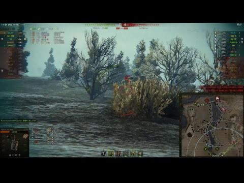 【World of Tanks(PC Asia)】クレジットをば【日本茶のゲーム】