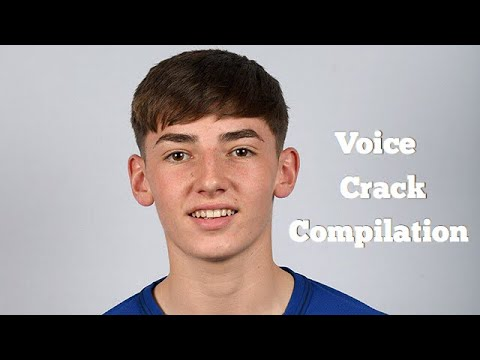 Billy Gilmour • Voice Crack Compilation