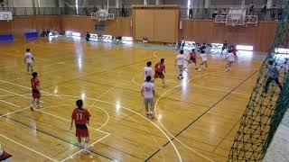 2019年04月21日 第74回国民体育大会ハンドボール競技長野大会  Nagano Yeti VS TEAM ICHIRO 前半